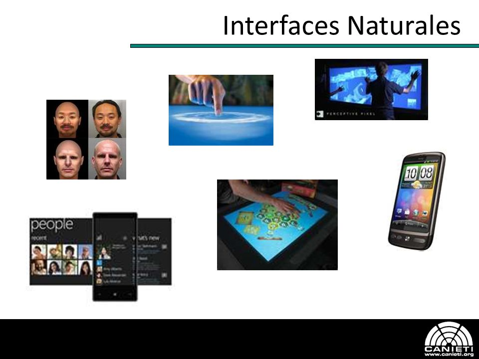 Interfaces Naturales