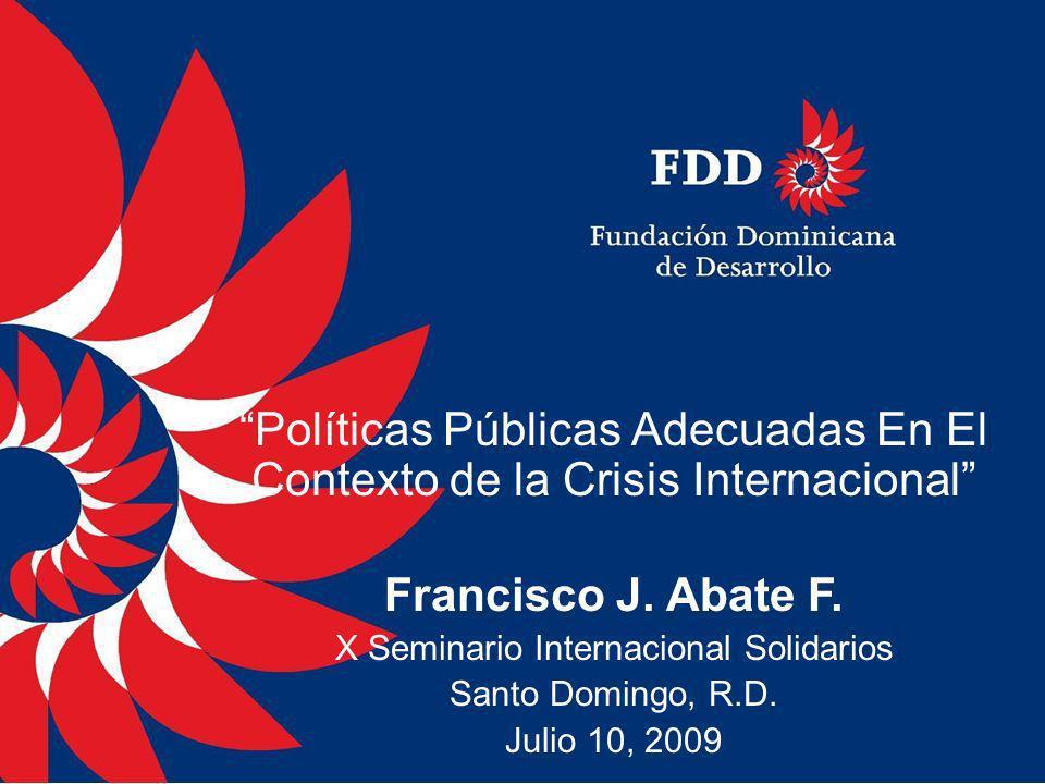 X Seminario Internacional Solidarios