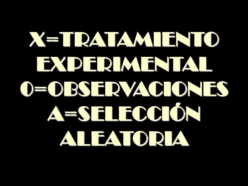 A=SELECCIÓN ALEATORIA