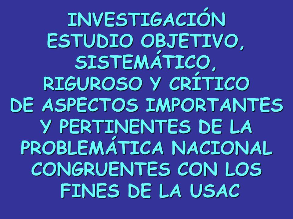 DE ASPECTOS IMPORTANTES PROBLEMÁTICA NACIONAL