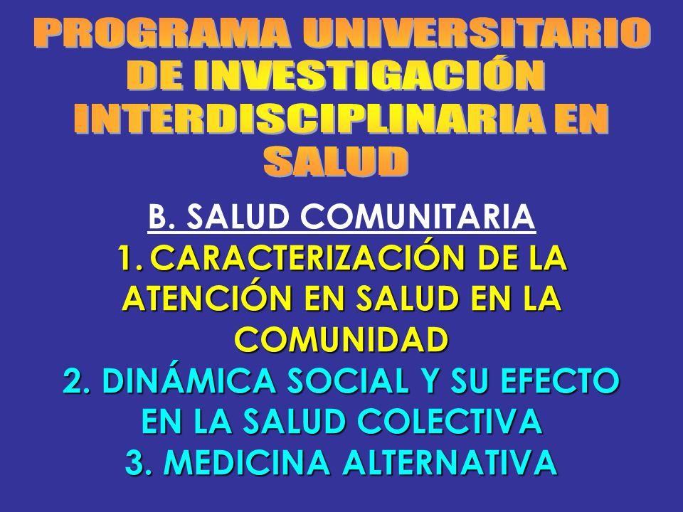 2. DINÁMICA SOCIAL Y SU EFECTO