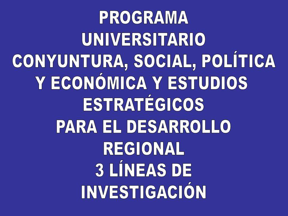 CONYUNTURA, SOCIAL, POLÍTICA