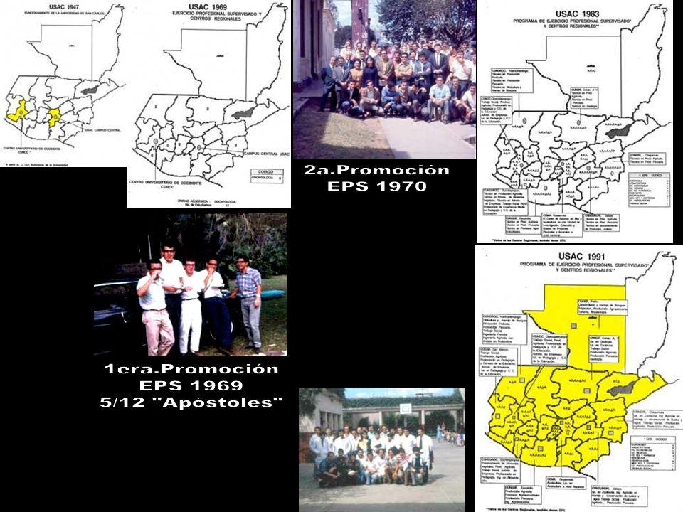 2a.Promoción EPS 1970 1era.Promoción EPS 1969 5/12 Apóstoles