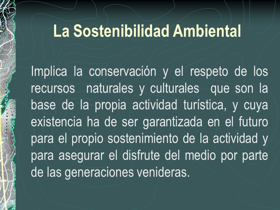 La Sostenibilidad Ambiental