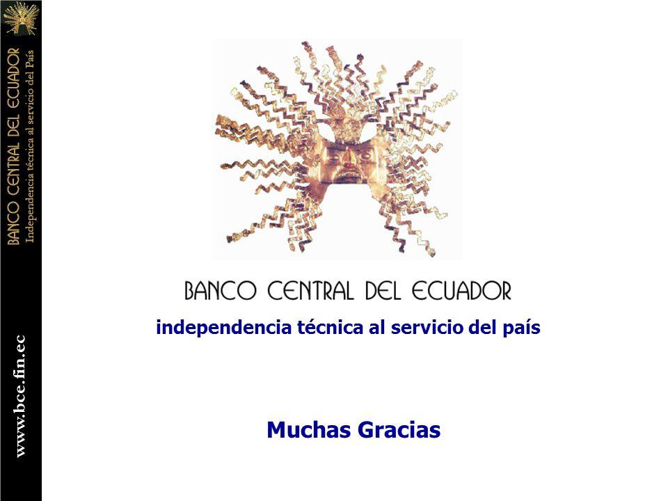 independencia técnica al servicio del país