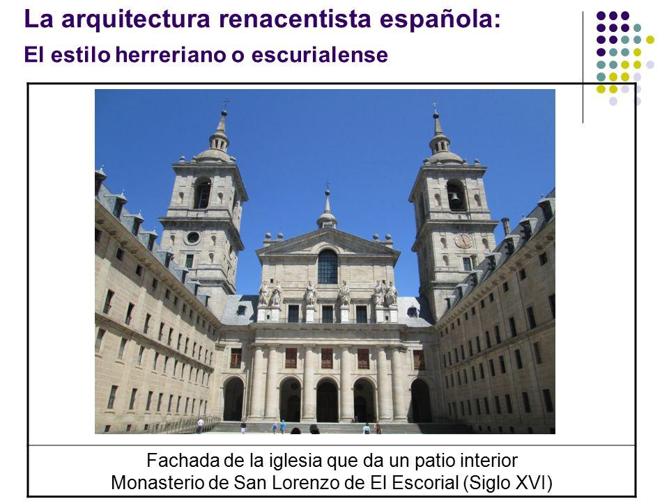 del renacimiento espa ol ppt descargar On arquitectura renacentista espanola