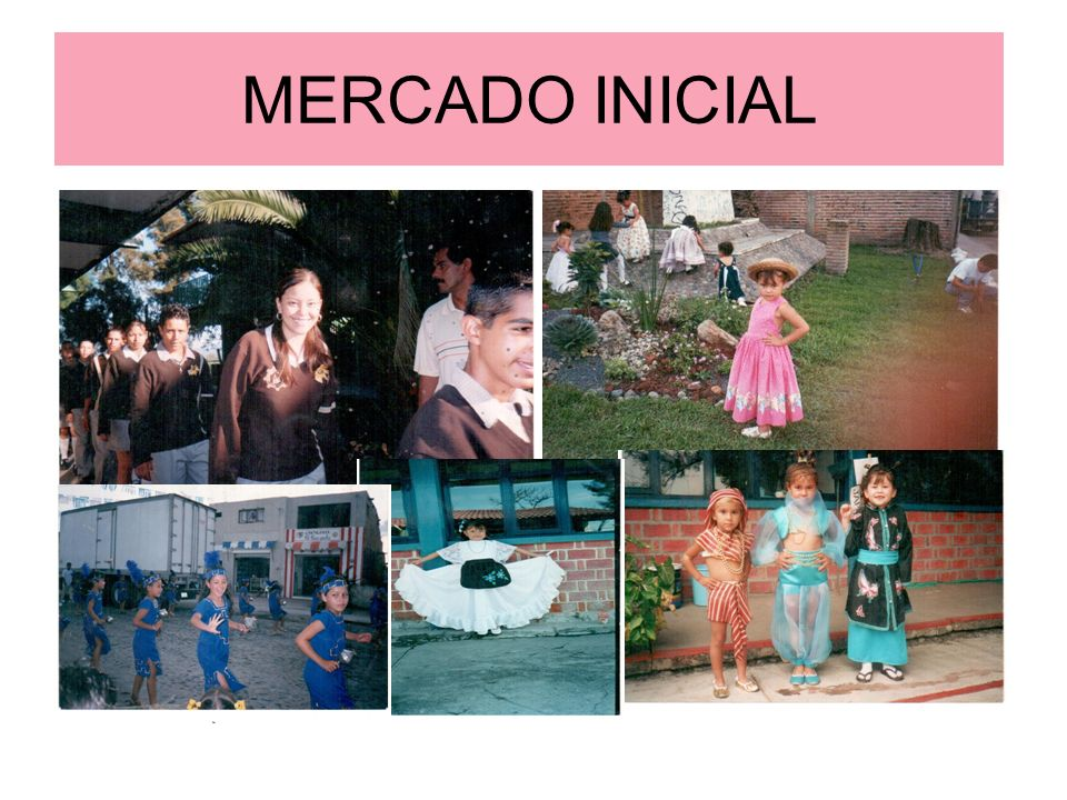 MERCADO INICIAL