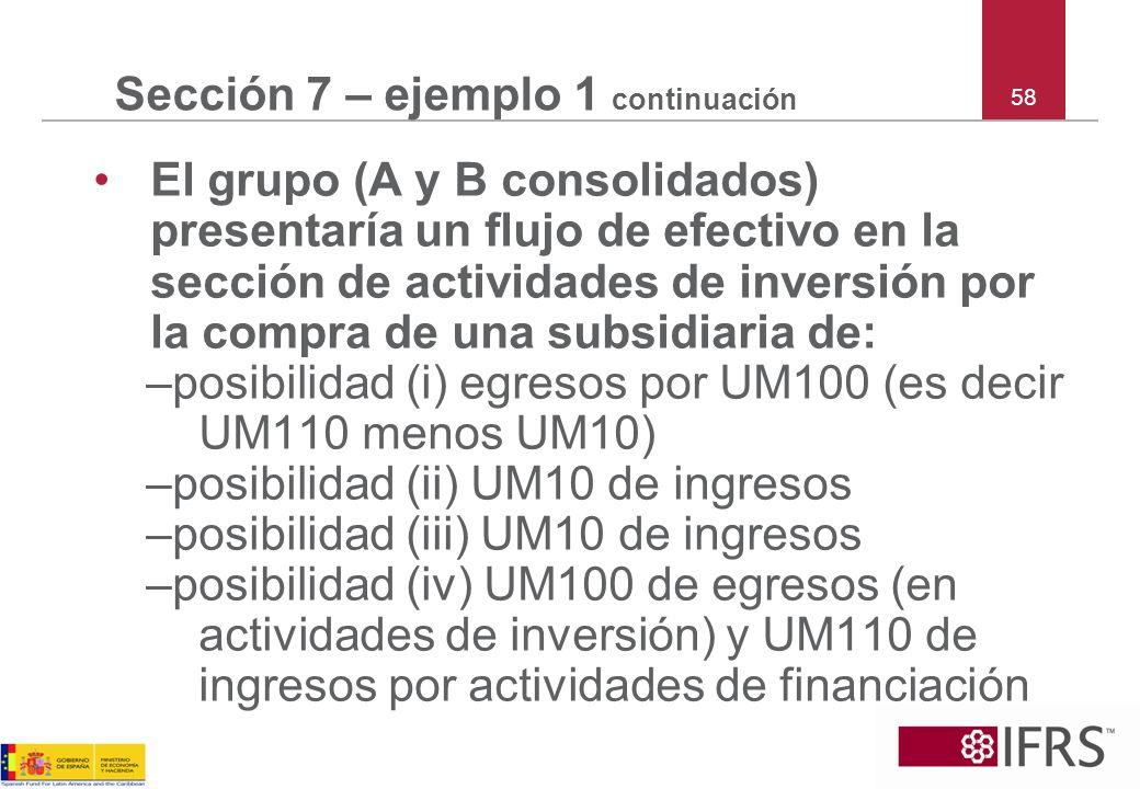 Sección 7 – ejemplo 1 continuación