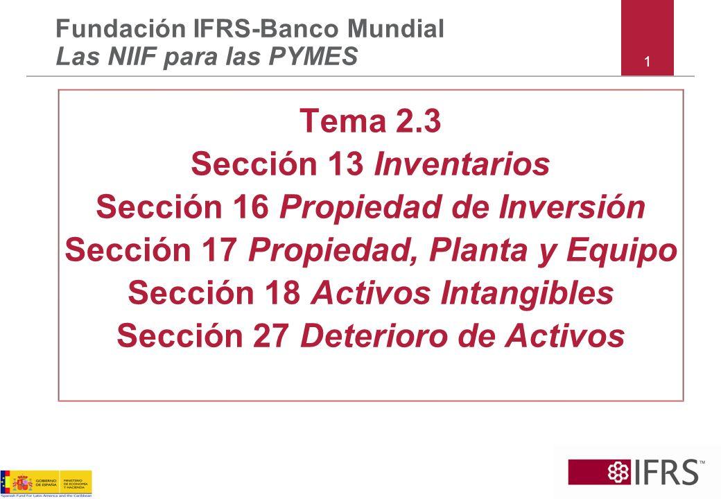 Sección 16 Propiedad de Inversión