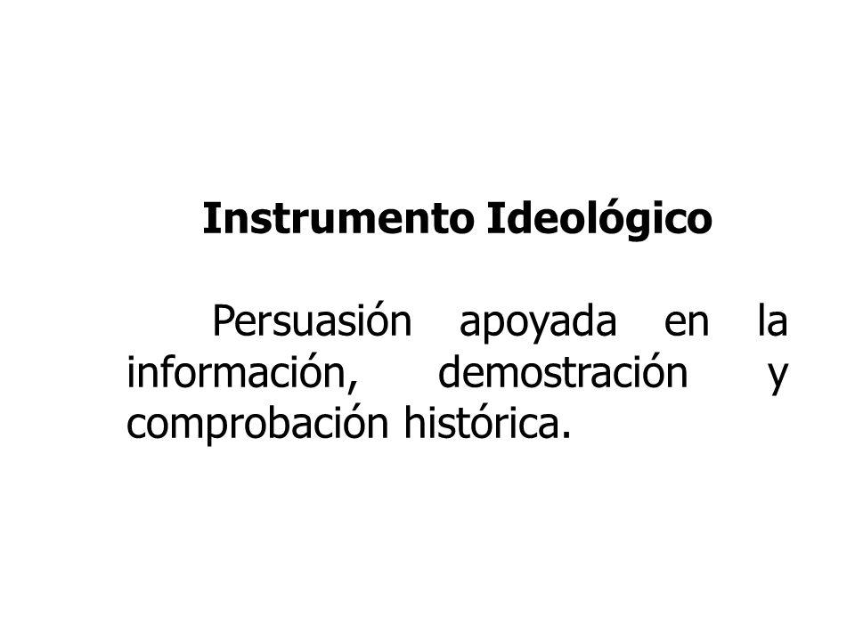 Instrumento Ideológico