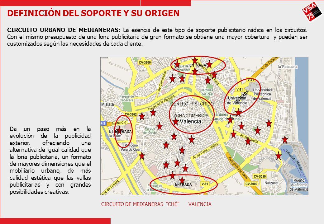 DEFINICIÓN DEL SOPORTE Y SU ORIGEN