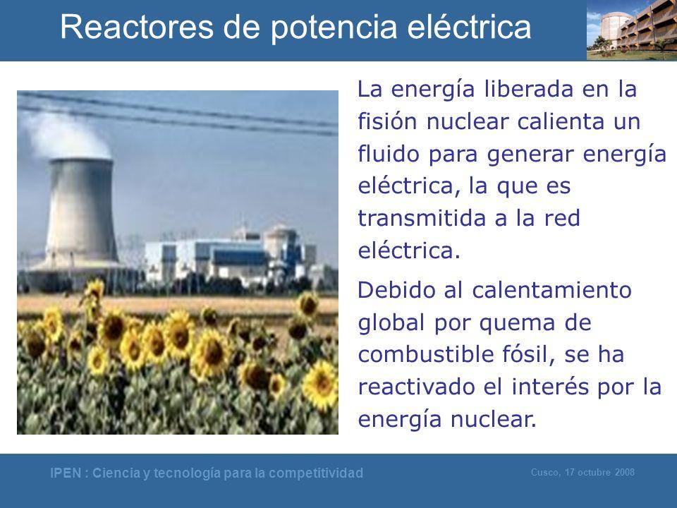 Reactores de potencia eléctrica