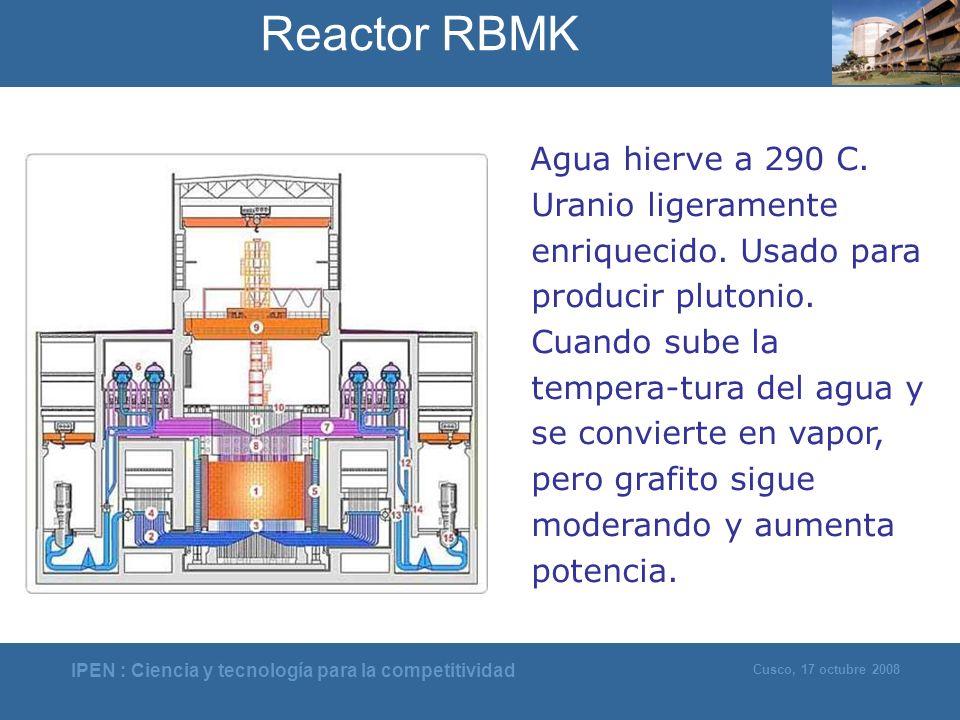 Reactor RBMK