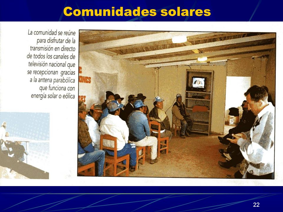 Comunidades solares