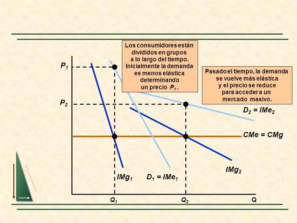 P1 D1 = IMe1 IMg1 IMg2 D2 = IMe2 P2 CMe = CMg Q1 Q2 Q