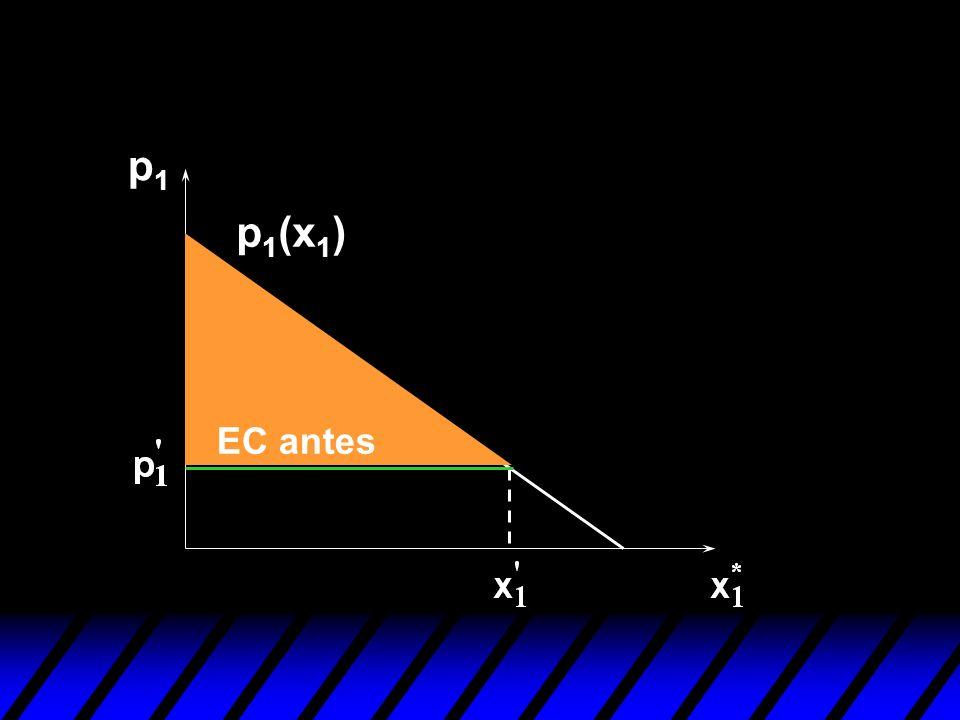 p1 p1(x1) EC antes