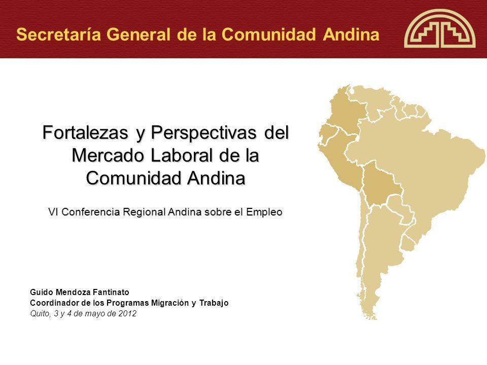 Secretaría General de la Comunidad Andina