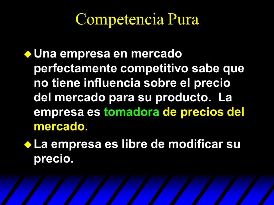 Competencia Pura