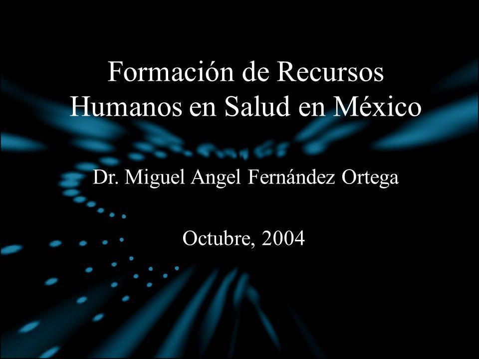 Humanos en Salud en México