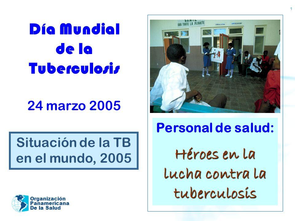 Héroes en la lucha contra la tuberculosis