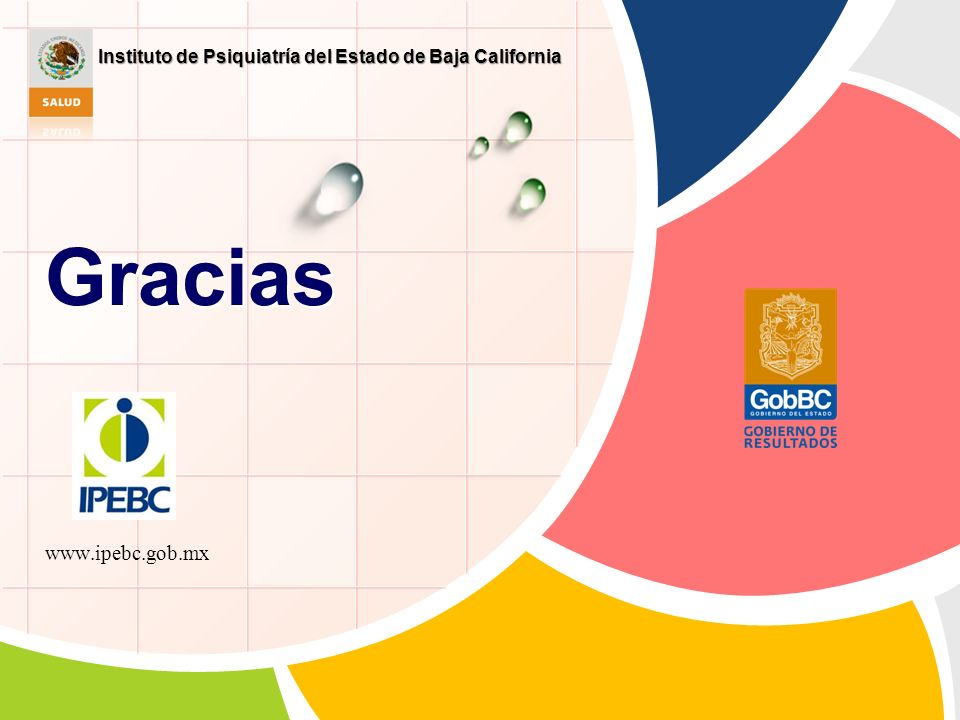 Gracias www.ipebc.gob.mx