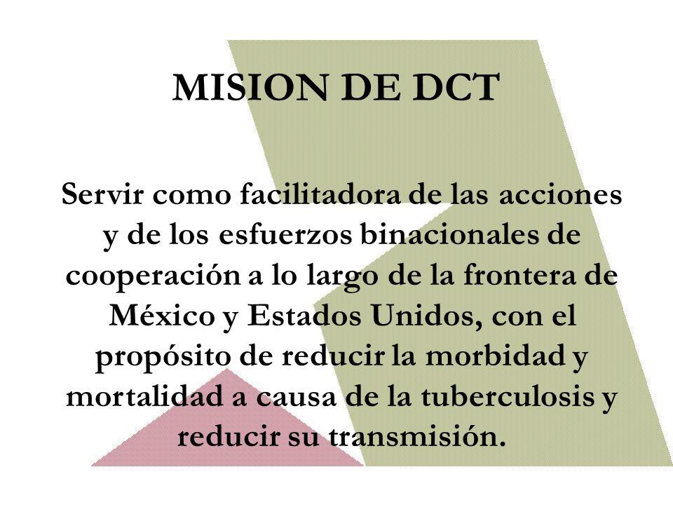 MISION DE DCT