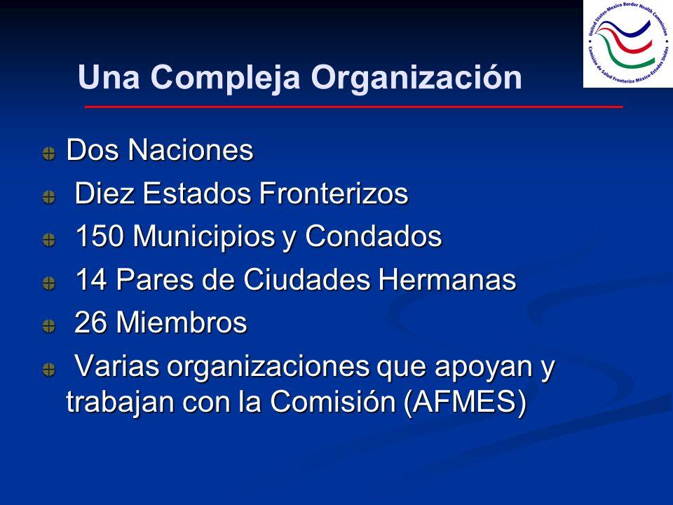 Una Compleja Organización