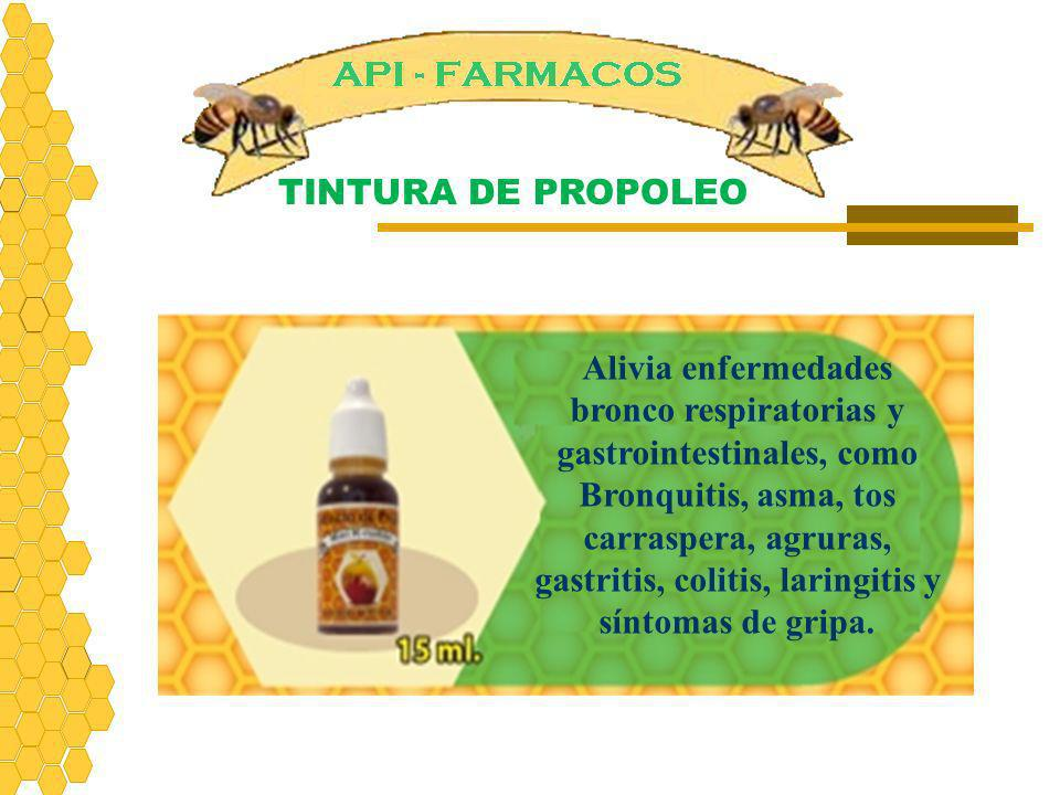 TINTURA DE PROPOLEO