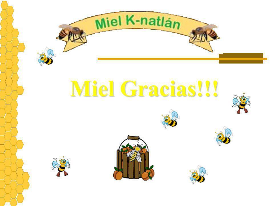 Miel Gracias!!!