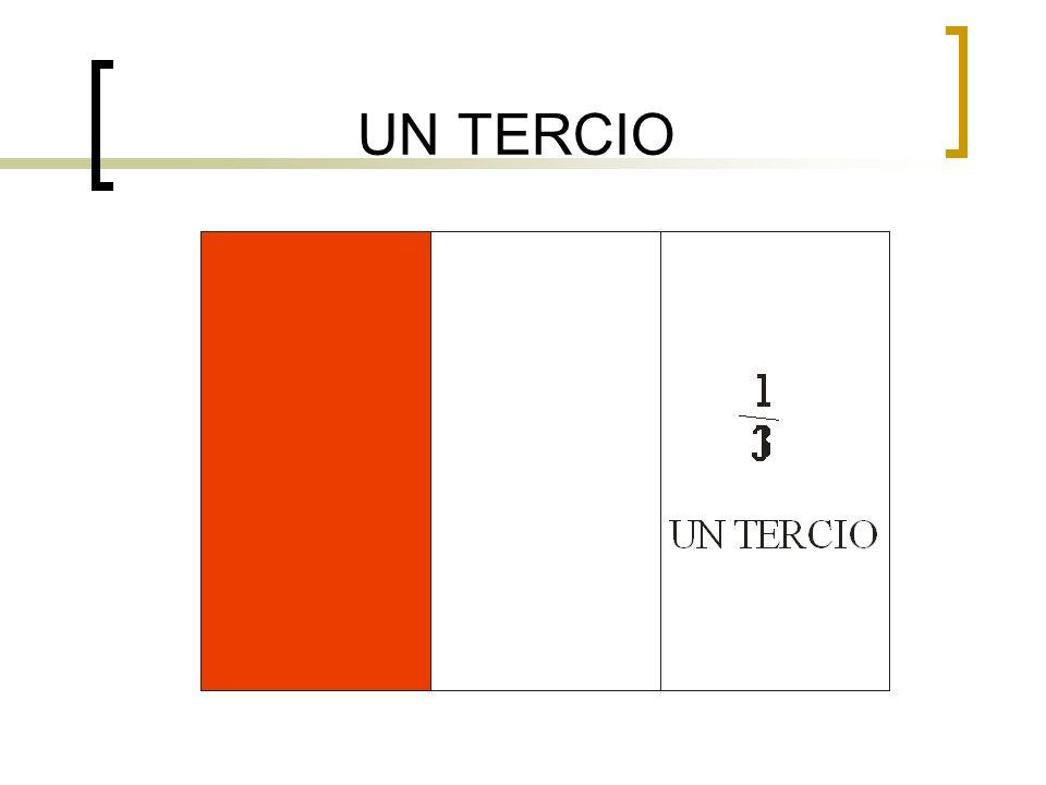 UN TERCIO
