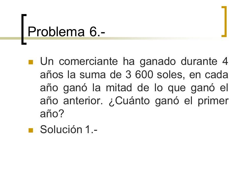 Problema 6.-