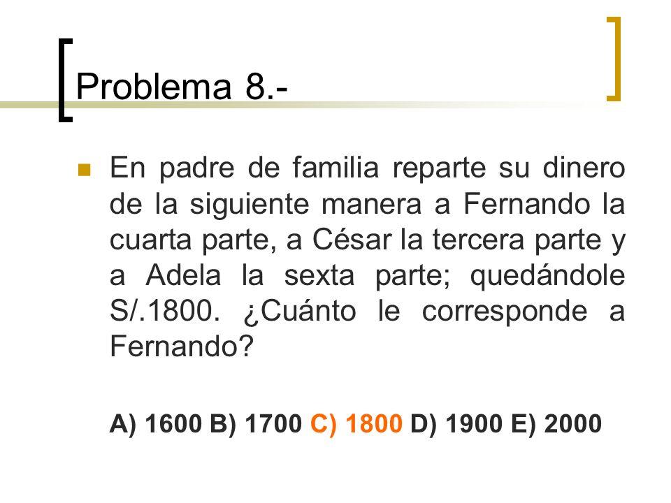 Problema 8.-