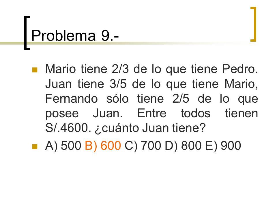 Problema 9.-