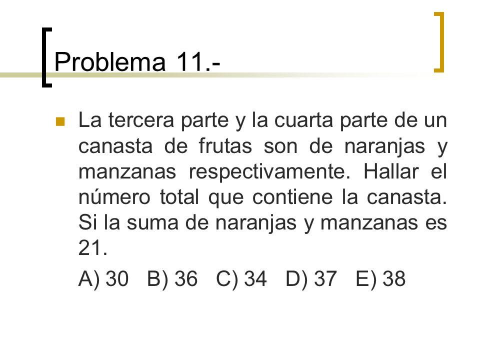 Problema 11.-