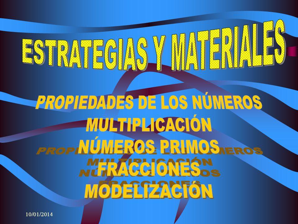ESTRATEGIAS Y MATERIALES
