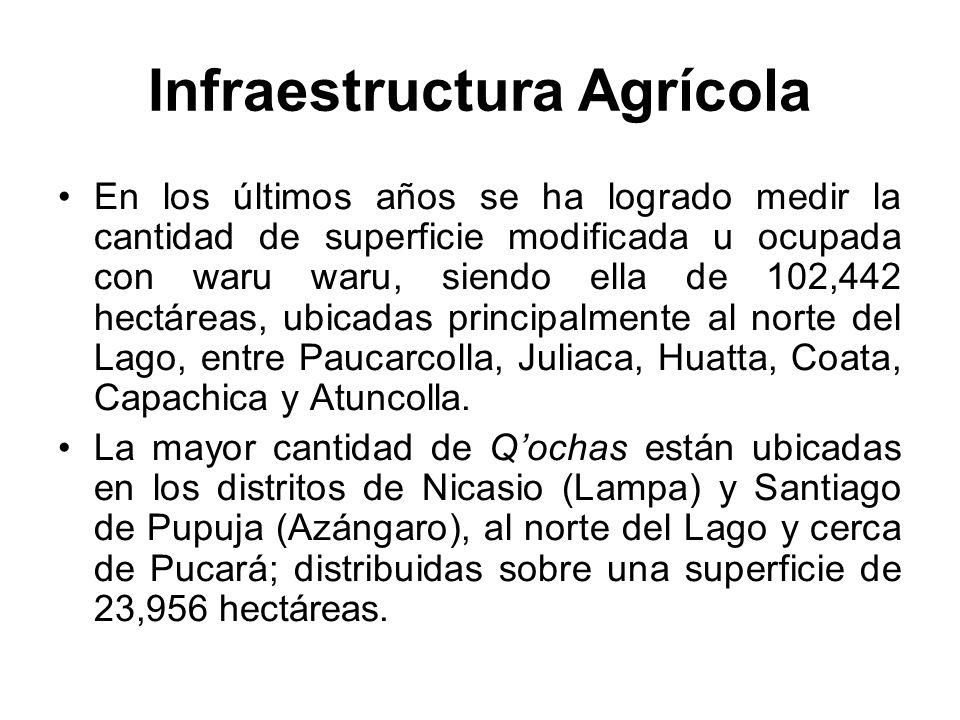 Infraestructura Agrícola