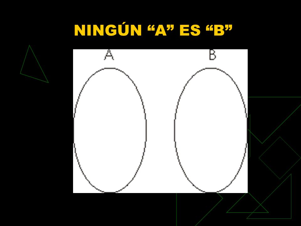 NINGÚN A ES B