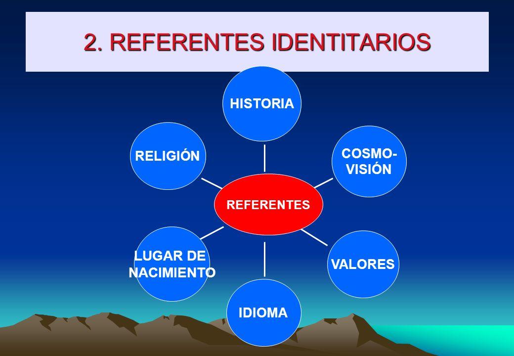 2. REFERENTES IDENTITARIOS