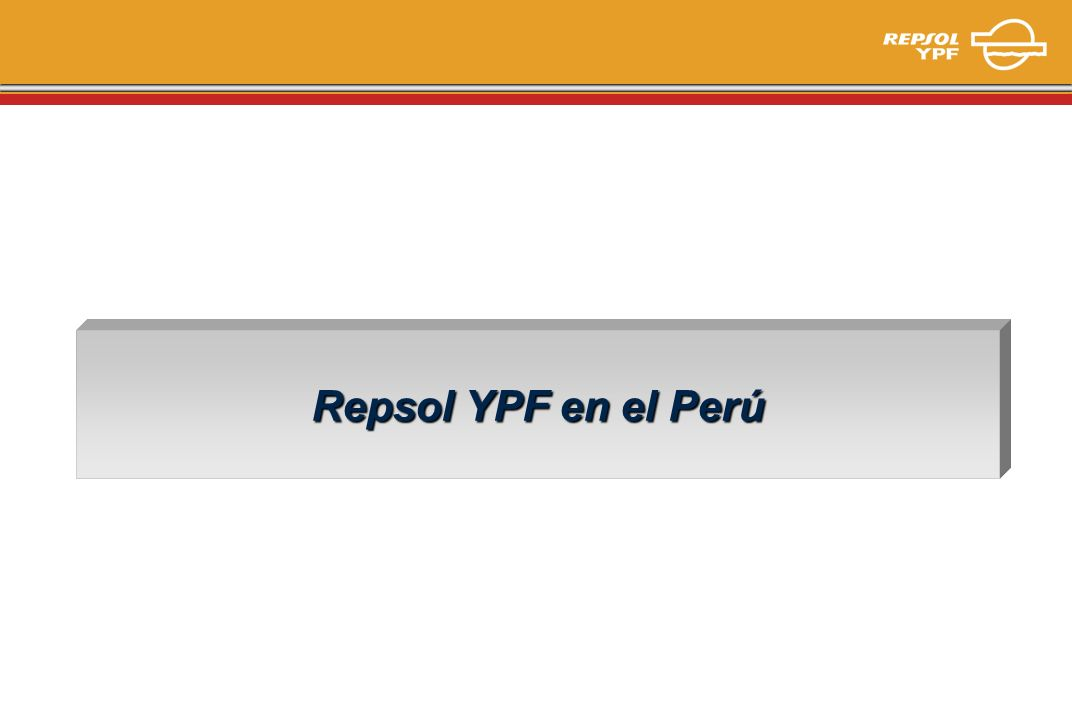 Repsol YPF en el Perú