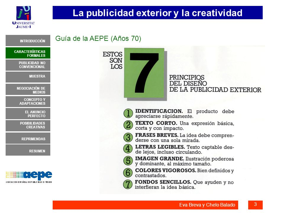 Guía de la AEPE (Años 70) Eva Breva y Chelo Balado