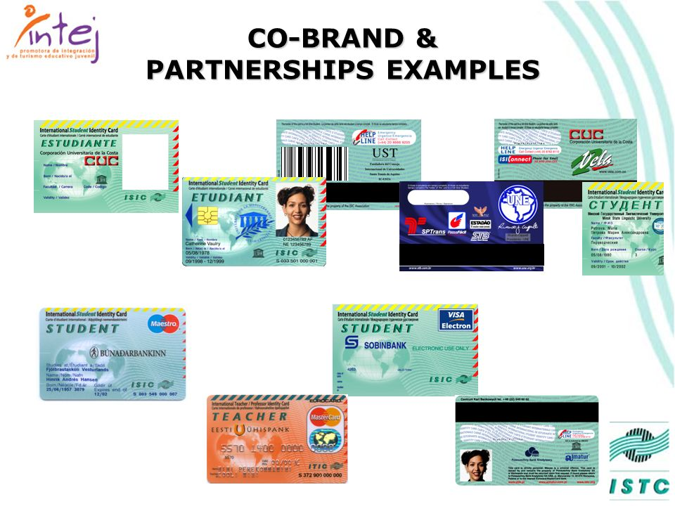 CO-BRAND & PARTNERSHIPS EXAMPLES