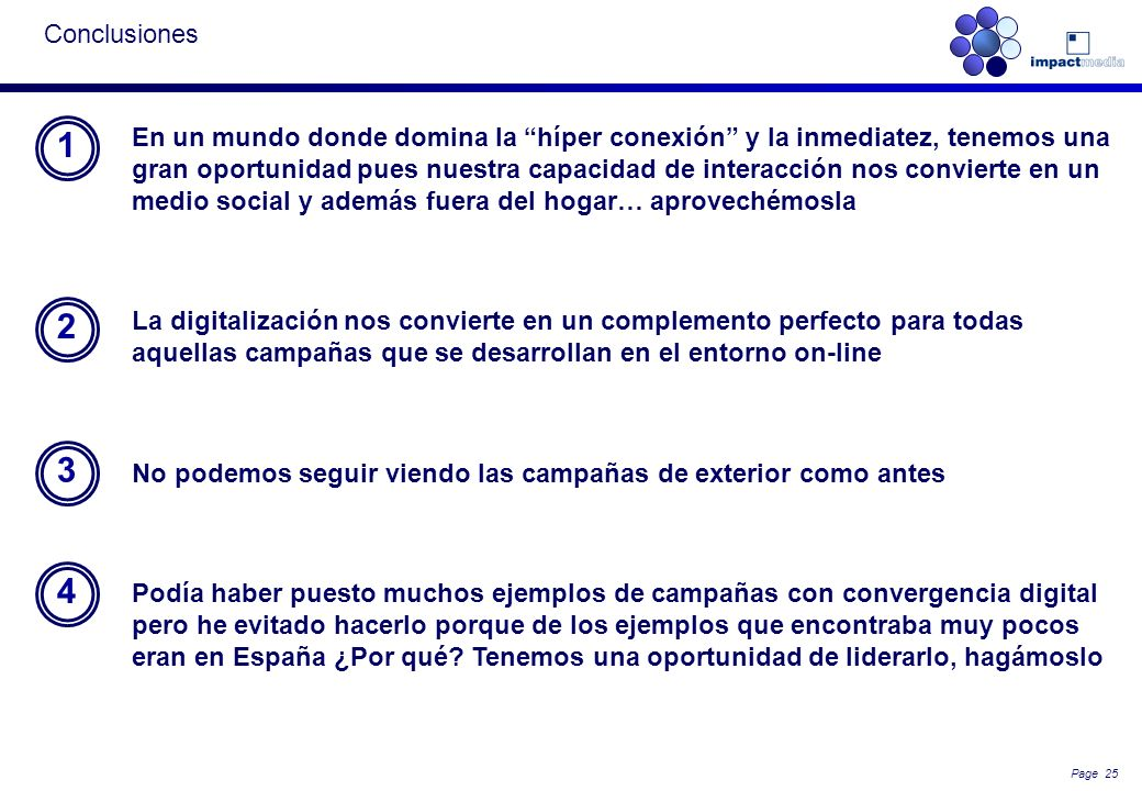 Conclusiones1.