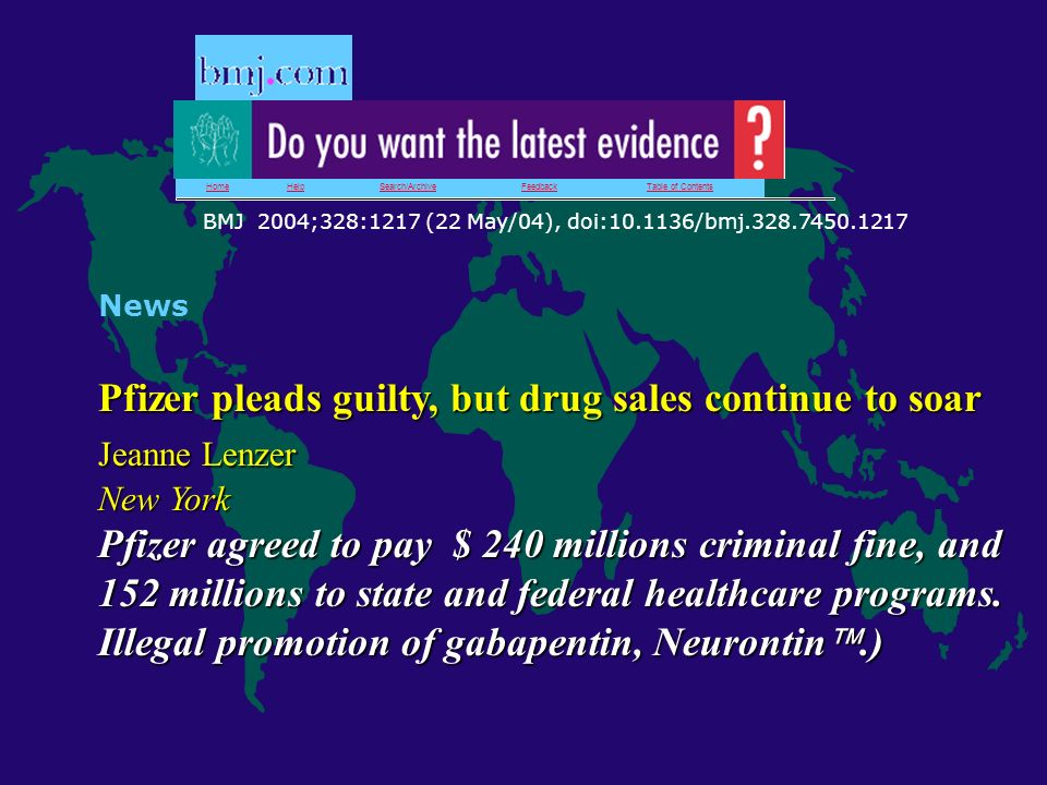 Pfizer pleads guilty, but drug sales continue to soar