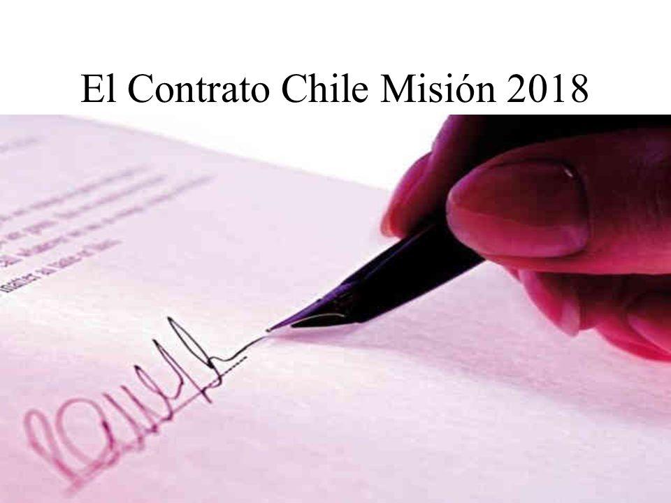 El Contrato Chile Misión 2018