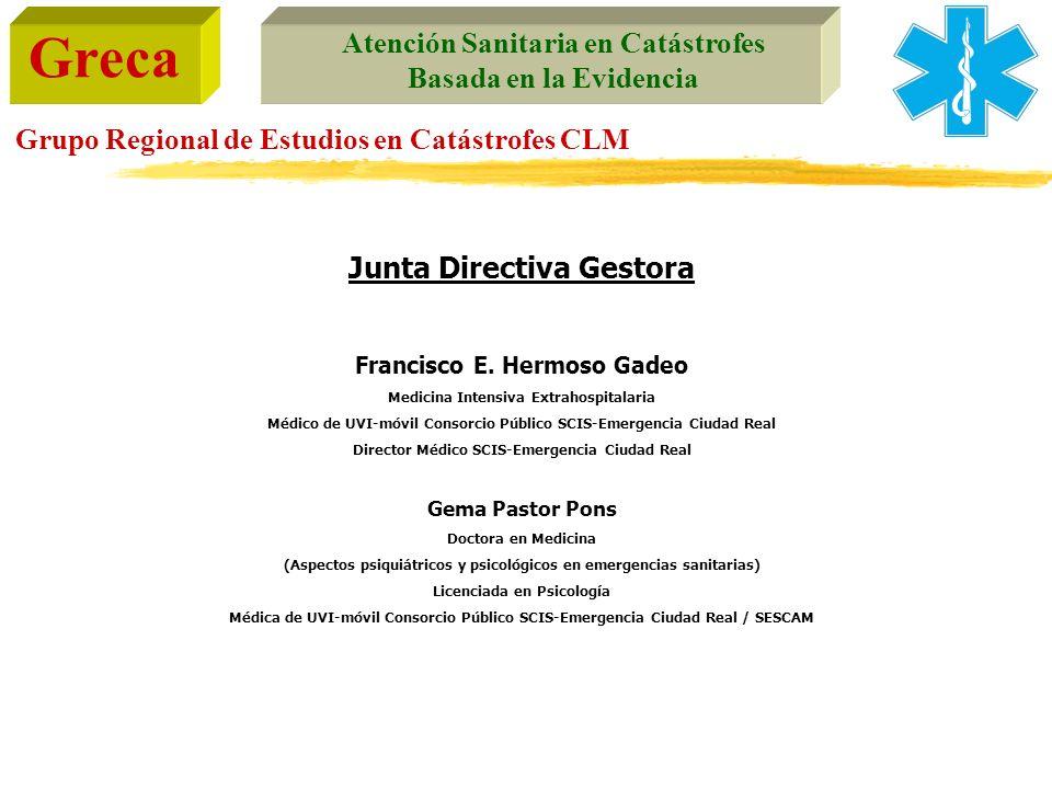 Junta Directiva Gestora