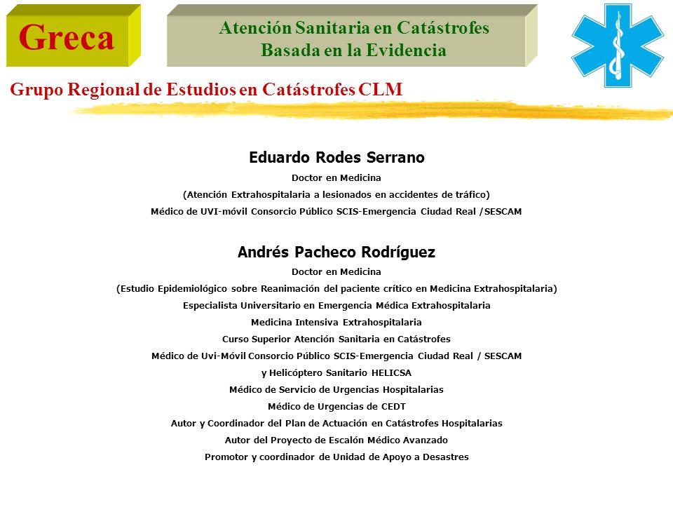 Eduardo Rodes Serrano Andrés Pacheco Rodríguez