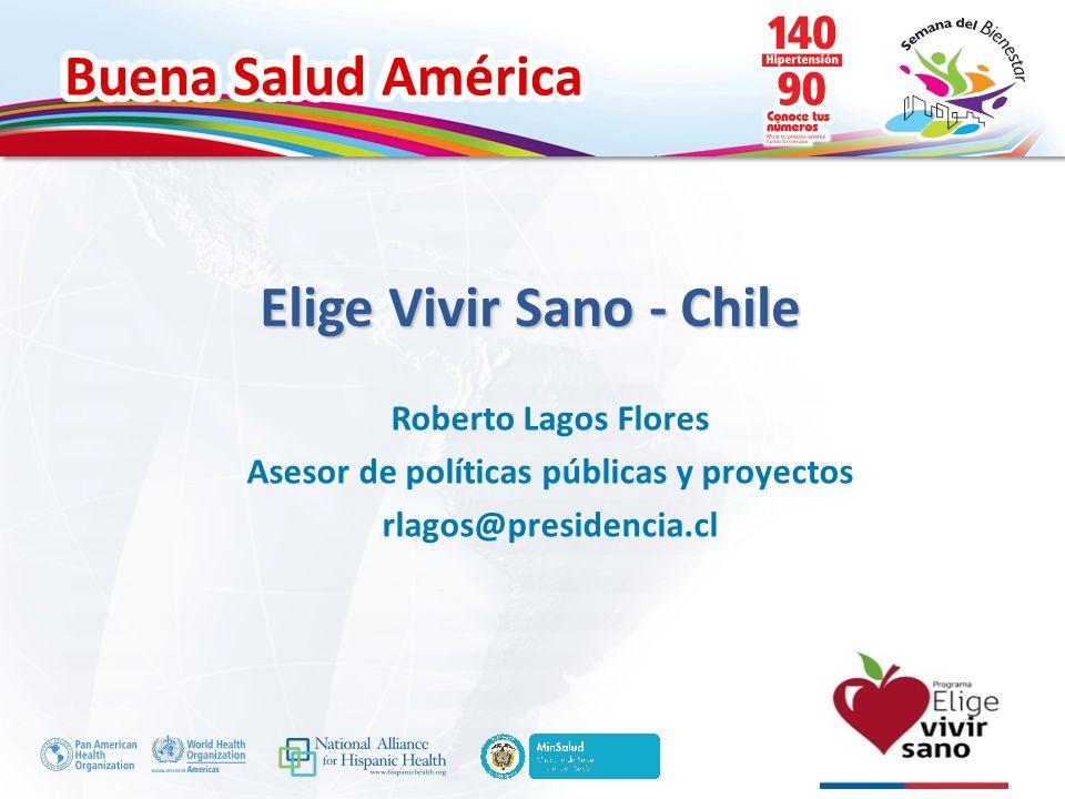 Elige Vivir Sano - Chile