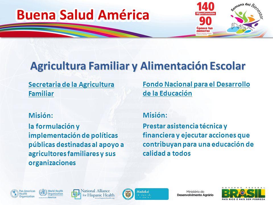 Agricultura Familiar y Alimentación Escolar