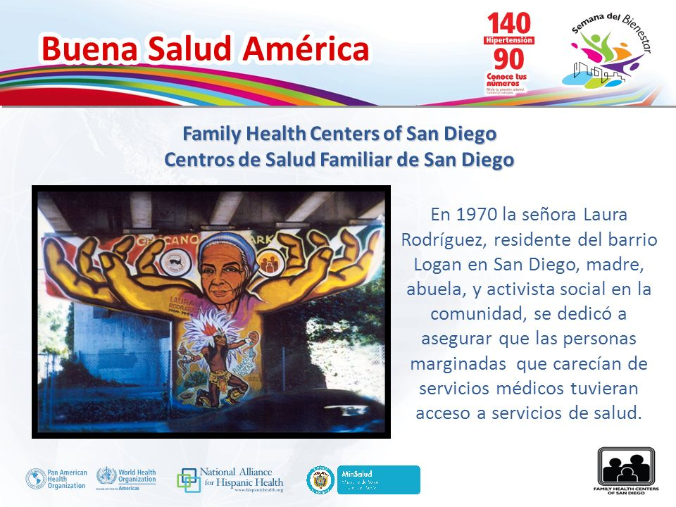 Family Health Centers of San Diego Centros de Salud Familiar de San Diego