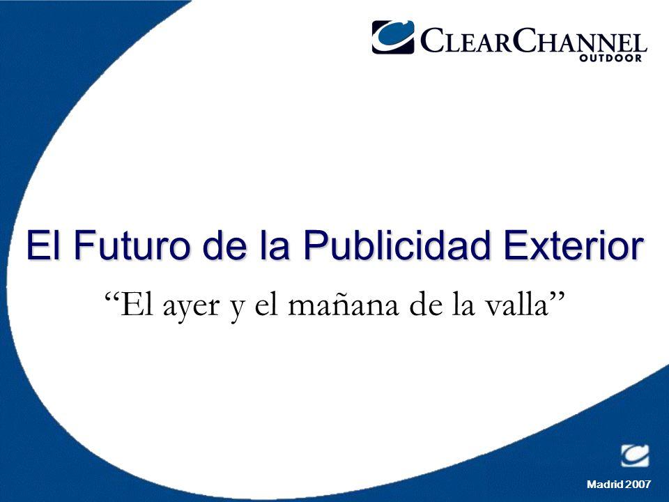 El Futuro de la Publicidad Exterior